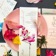 wedding stationery - Fleur Design Studio