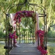 floral arches, floral decor - Magriki Decor & Styling