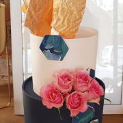 wedding cakes, 2019 cake trends - Baker Boys Confectionary