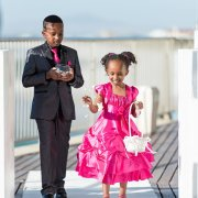 flower girl, page boy - Lagoon Beach Hotel