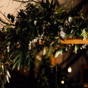 hanging greenery - The Grand Botanist