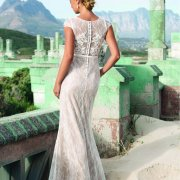 lace, wedding dress, wedding dress, wedding dress - Nandi & Alet