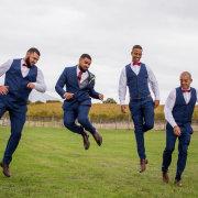 groom and groomsmen - 401 Rozendal