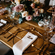 floral centrepieces, table settings - 401 Rozendal