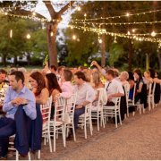 fairy lights, outdoor reception - 4 Every Event Hiring
