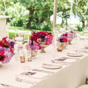 table decor - 4 Every Event Hiring