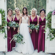 bridesmaids dresses, lace, wedding dress, wedding dress - 4 Every Event Hiring