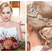 hair accessories, makekup - Adri Hugo Hair and Makeup