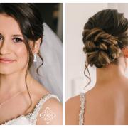 bridal hairstyles, makekup - Adri Hugo Hair and Makeup