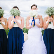 bride and bridesmaids - Alexander Smith Photography