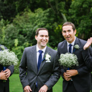bouquet, groom, grromsmen - Alexander Smith Photography