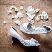 bridal shoes - Alexander Smith Photography