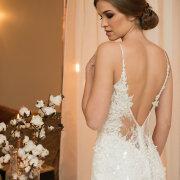 bridal hairstyles, wedding dresses, wedding dresses - Angelique Kuhn Professional Make Up