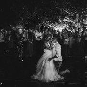 bride and groom, bride and groom, bride and groom, outdoor reception - Bells & Whistles