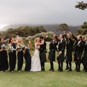 bridal party, wedding party - Bells & Whistles