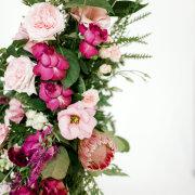 floral centrepieces, floral decor - Bells & Whistles