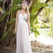 sweatheart, wedding dress