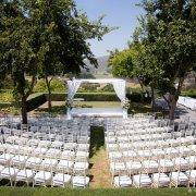 outside ceremony, overberg wedding venue - Bona Dea Private Estate