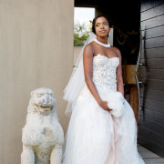 wedding dress - Bona Dea Private Estate