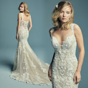 wedding dresses, laces - Bridal Allure