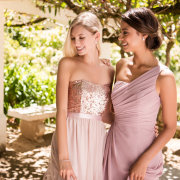 bridesmaids dressses, pink - Bride&co