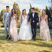 bridesmaids dresses, suits, wedding dresses, wedding dresses - Bride&co
