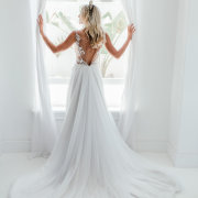 bridal hair, bridal dresses, bridal gowns - Calegra Bridal House