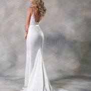 open back, wedding dresses, wedding dresses - Calegra Bridal House