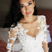 bridal makeup - Cecilia Fourie Hair & Makeup