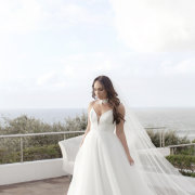 veil, wedding dresses, wedding dresses - Cindy Bam