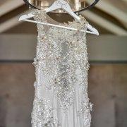 dress, lace - De Hoek Country Hotel