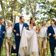 bridesmaids outfits - Die Woud