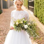 bouquets, lace, wedding dresses, wedding dresses - Eensgezind