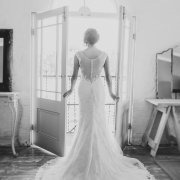 mermaid wedding dress - Florence Guest Farm