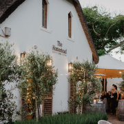 kitchen tea venues in cape town - Food Fanatics & The Homestead