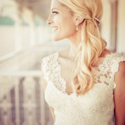 bridal hairstyles - Garnish Couture