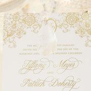 stationery - Ivory White