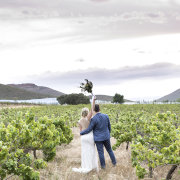 bride and groom, bride and groom, winelands - Kaitlyn De Villiers Photography