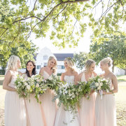 bouquets, bride and bridesmaids - Kaitlyn De Villiers Photography