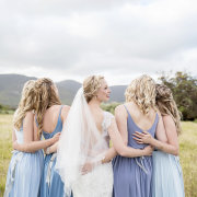 bride and bridesmaids - Kaitlyn De Villiers Photography