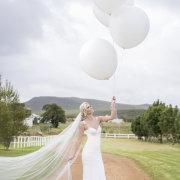 bride, veil - Kaitlyn De Villiers Photography