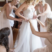bride and briedesmaids - Kaitlyn De Villiers Photography