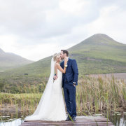 bride and groom, bride and groom, veil, wedding dresses, wedding dresses - Kaitlyn De Villiers Photography