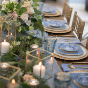 table settings - Kloof Country Club