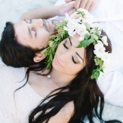 flower crown, hair and makeup, hair and makeup - Minke Du Plessis Hair & Makeup