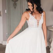 wedding dresses - Minke Du Plessis Hair & Makeup