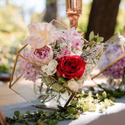 floral centrepieces, floral decor - My Pretty Vintage