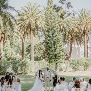 outdoor ceremony - Oh So Pretty Planning