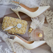 wedding shoes - Oh So Pretty Planning