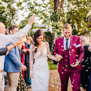 bride and groom, bride and groom, confetti, suits, suits, suits, suits, suits, suits, suits, wedding dresses, wedding dresses - Planned To Perfection